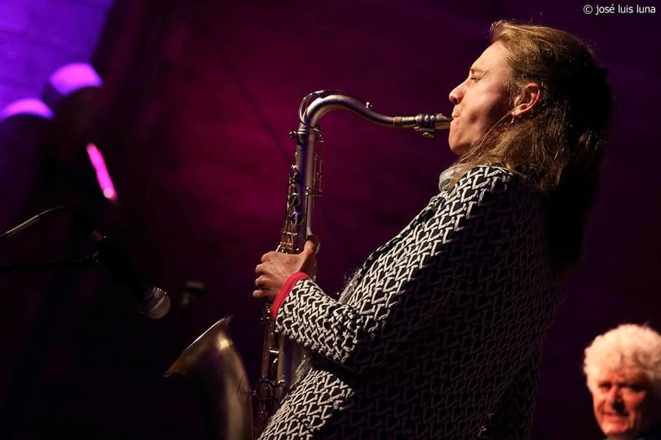 Naomi Adriaansz Amsterdam COnnection Mallorca Smooth Jazz