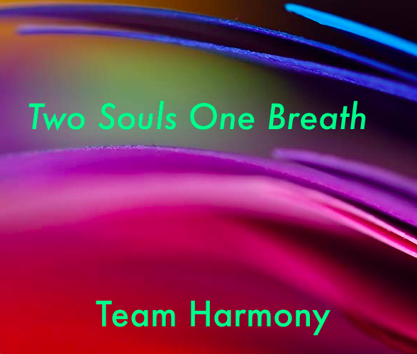Two Souls One Breath Amsterdam Connection Team Harmony Naomi Adriaansz Tim Welvaars Sandra Booker